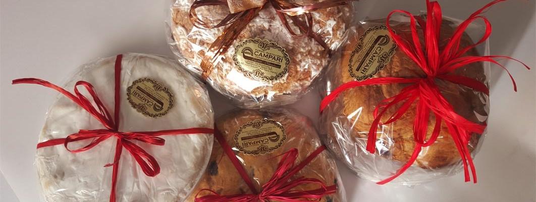 Natale con gusto: i nuovi Panettoni Artigianali di Panificio Pasticceria Campari