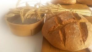 Pane a lievitazione naturale con lievito madre, Panificio Campari