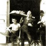Panificio Campari foto storica